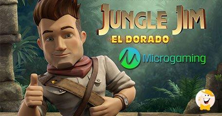 Microgaming's Jungle Jim El Dorado Launches September 7th