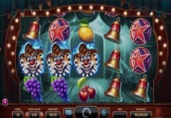 Yggdrasil nieuwste release uit de Jokerizer Series: Wicked Circus