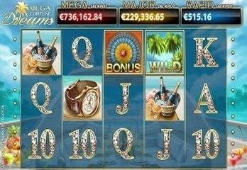 Mega Fortune Dreams keert Jackpot uit van bijna £3 Miljoen bij LeoVegas