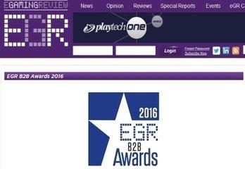 Quickspin Accepteert EGR Award en kondigt nieuwe Game Spinions™ Beach Party aan