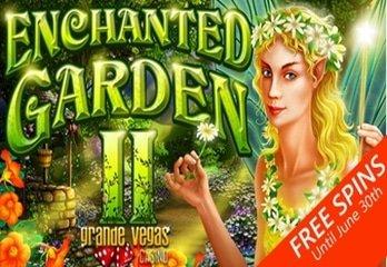 Enchanted Garden II von RTG jetzt bei Grande Vegas spielen