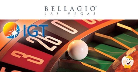 Igt rolls out live electronic table games for the bellagio