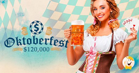 Toast Oktoberfest with Intertops Casino