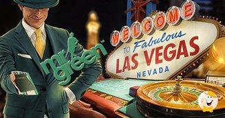Mr Green Giving Away Vegas Trip for Two