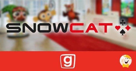 Gamesys Announces Snowcat Acquisition