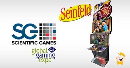 Scientific games to premiere seinfeld slot