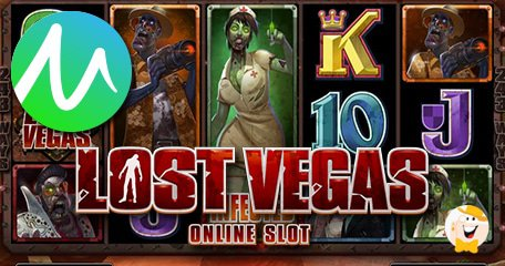 Countdown to Infection with Microgaming's 'Lost Vegas' Slot
