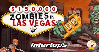 Intertops Casino Hosts $150,000 Zombies in Las Vegas Bonus Event