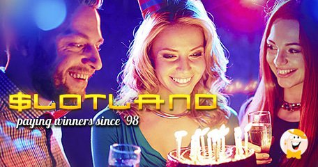 Slotland Celebrates 18 Years Online