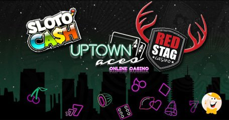 October Promos at Red Stag, Slotocash & Uptown Aces