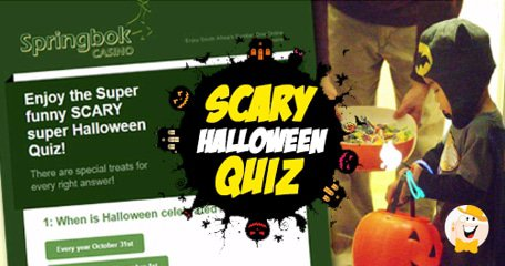 Springbok Casino Tests Your Halloween Knowledge