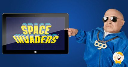 Space invaders launches at bgo