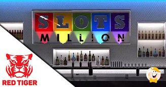 SlotsMillion Expands Portfolio with Red Tiger Gaming Content