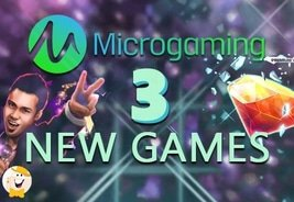 Microgaming sta per lanciare Karaoke Party, Monkey Keno e Frozen Diamonds di Rabcat nel mese di Agosto 2016
