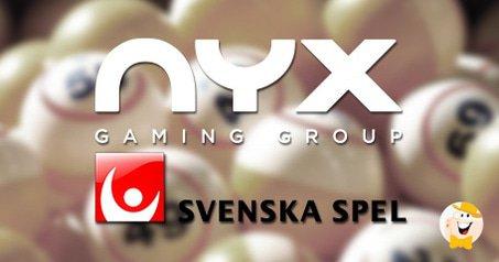 NYX Interactive and Svenska Spel's new bingo and lottery