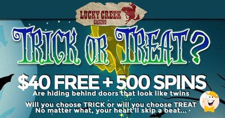 Sweet Treats Available at Lucky Creek Casino