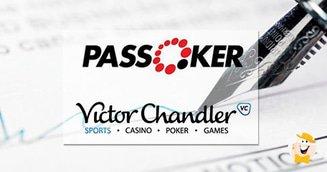 Passoker and VictorChandler.com reinforce licensing deal