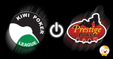 Kiwi Poker and Prestige Poker are shutting down ?