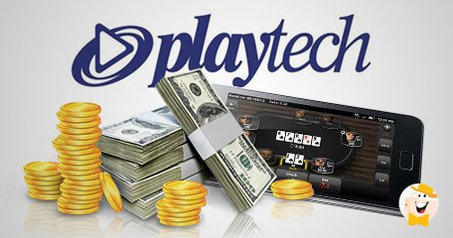 "Playtech launched ""play for real money"" poker network"