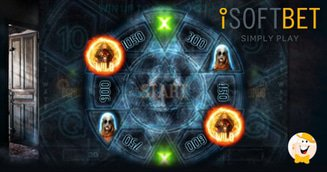 iSoftBet Launches New Branded Slot: Paranormal Activity