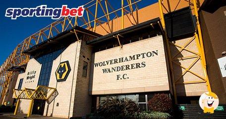 Sportingbet to sponsor Wolves