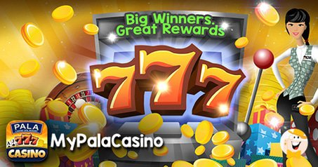 New Social Casino Product from Pala Interactive