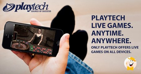 Playtech Expands Live Dealer Content with New Roulette Game