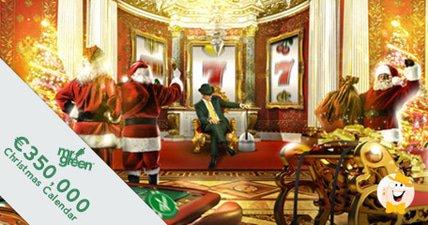 %e2%82%ac350000 christmas calendar at mr green