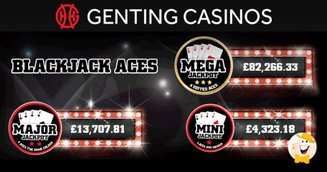 Genting Casino Goes Live with European Blackjack