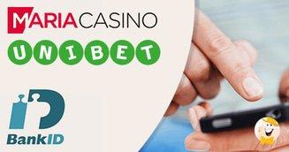 Unibet Group Brings BankID to Swedish Online Gambling Sector