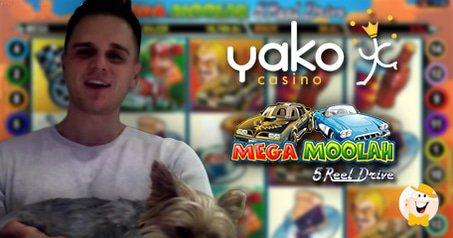 YakoCasino Player Making Xmas Plans with $11,609,942 Mega Moolah Mega Jackpot Win