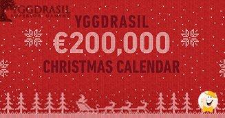 Save the dates yggdrasils %e2%82%ac200000 christmas calendar begins 1st december
