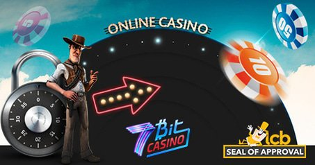LCB Approved Casino: 7Bit Casino
