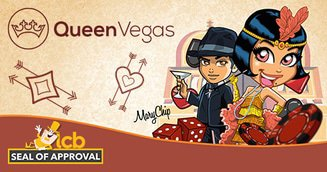 LCB Approved Casino: Queen Vegas