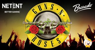 NetEnt's Guns N' Roses Undoubtedly Best Game of 2016