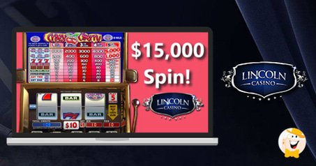Crazy Cherry Awards $15K at Lincoln Casino
