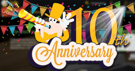 10th aniversary news