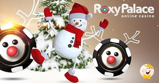 Roxy Palace Gives Away Xmas Goodies