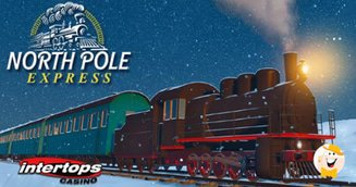 Intertops Hosts $210K North Pole Express Event