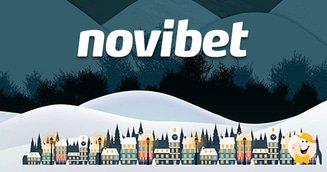 Novibet's Casino Calendar Goodies