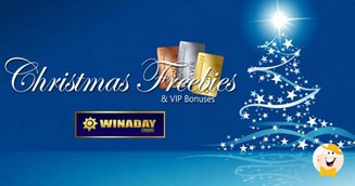 WinADay Holiday Bonuses and Freebies for All