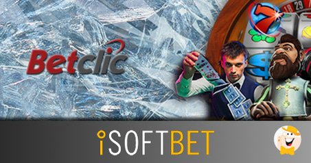 iSoftBet Secures Deal with Betclic Brands