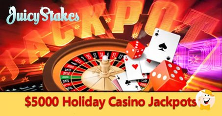 Juicy Stakes $5,000 Special December Jackpots