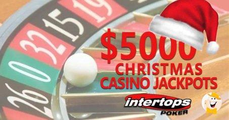 Intertops Hosts Christmas Jackpots Event