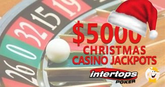 Intertops Hosts Christmas Jackpots Event