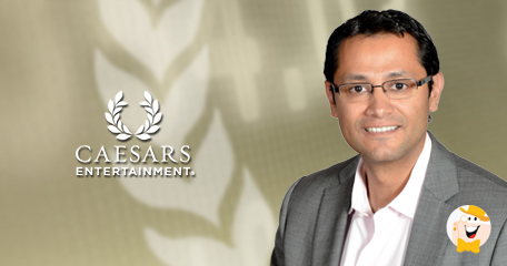New cmo for caesars entertainment