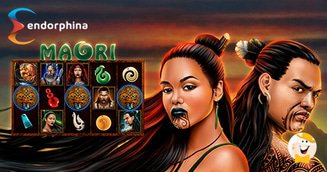 Unlimited Free Games in Endorphina's Maori Slot