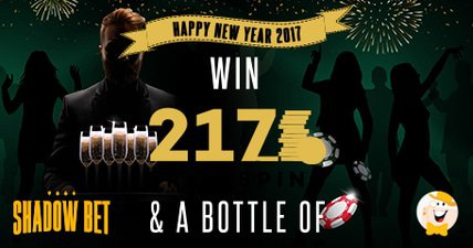 Ring in the new year at shadow bet