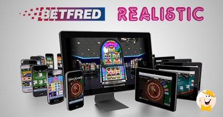 Realistic Games Lends Content to Betfred