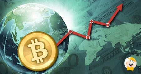Bitcoin at Highest Value in 3 Years
